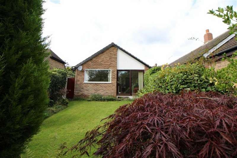 2 Bedrooms Detached Bungalow for sale in Laund Hill, Belper, Derbys