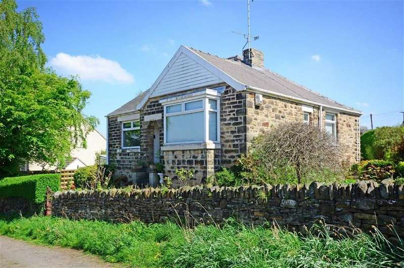 3 Bedrooms Bungalow for sale in Hycliffe, 66, Scarsdale Road, Dronfield, Derbyshire, S18