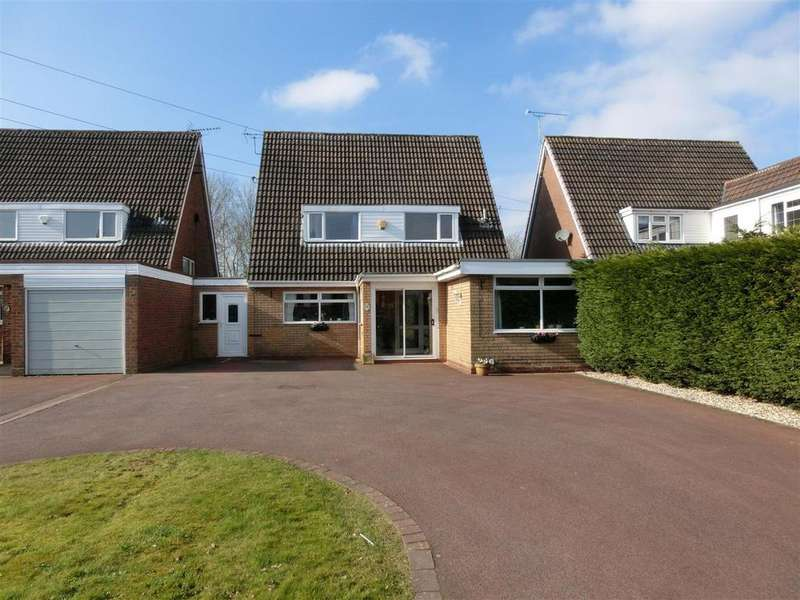 4 Bedrooms Detached House for sale in Alcester Road, Hollywood, Birmingham