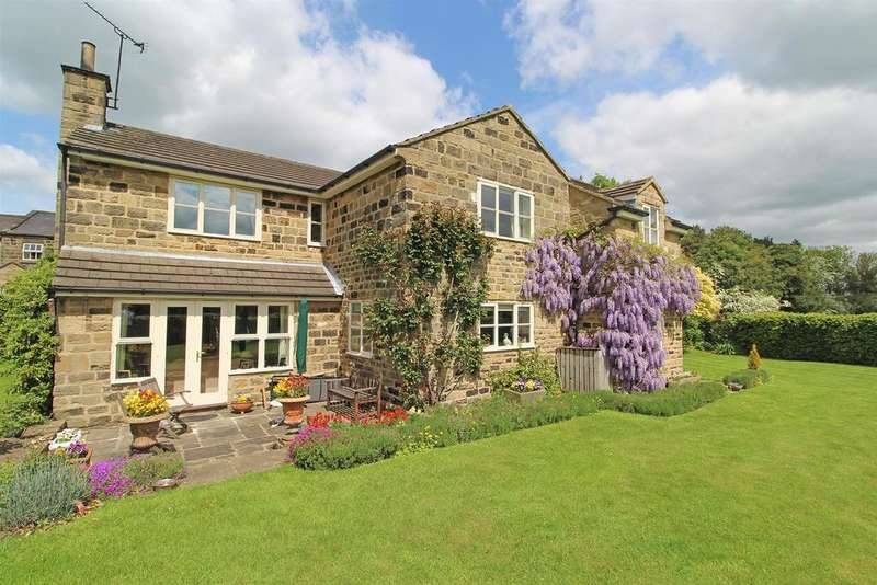 3 Bedrooms Detached House for sale in The Old Chapel, Weeton Lane, Dunkeswick