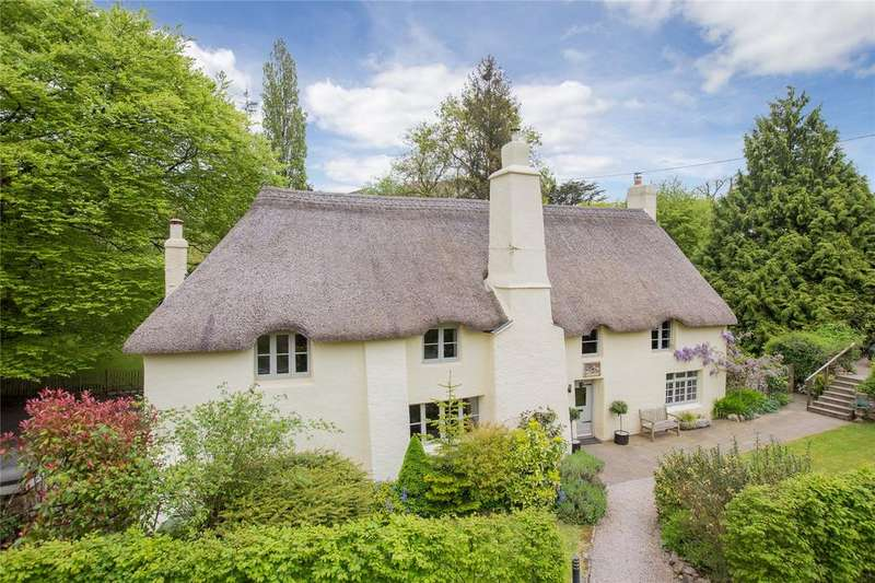 5 Bedrooms Detached House for sale in Church End Road, Kingskerswell, Newton Abbot, Devon, TQ12