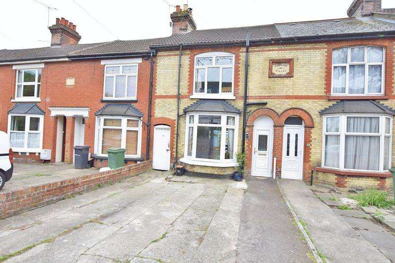 3 Bedrooms Terraced House for sale in Tonbridge Road, Maidstone