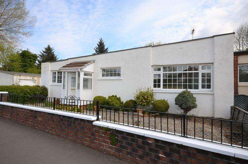 2 Bedrooms Bungalow for sale in 39 Maybole Road, Ayr KA7 4SF