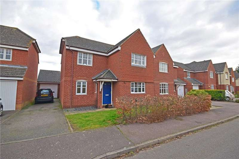 4 Bedrooms Detached House for sale in Pepperslade, Duxford, Cambridge, CB22