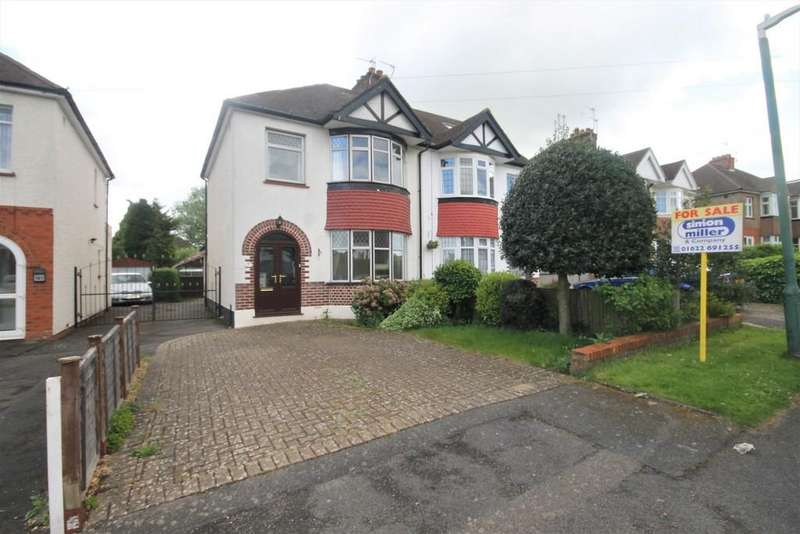 3 Bedrooms Semi Detached House for sale in Maidstone, Kent