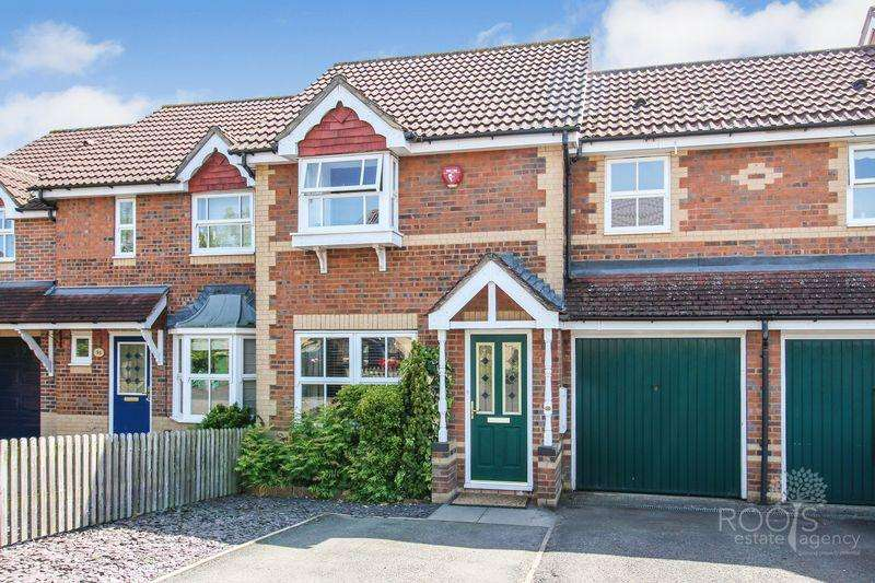 3 Bedrooms Terraced House for sale in Heather Drive, Thatcham