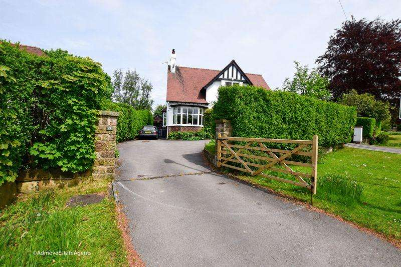 5 Bedrooms Detached House for sale in Greenacre, Higher Lane, Lymm