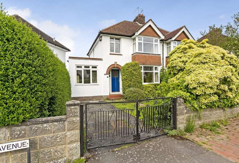 3 Bedrooms Semi Detached House for sale in Ravenswood Avenue, Tunbridge Wells