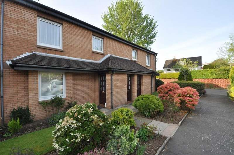 2 Bedrooms Retirement Property for sale in Shaw Court, Broomhill Gardens, Newton Mearns, G77