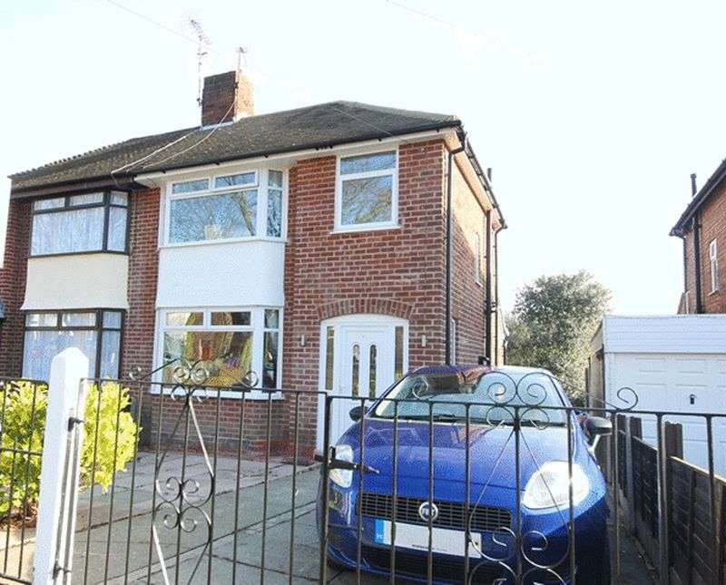 3 Bedrooms Property for sale in Bowland Avenue, Childwall, Liverpool, L16