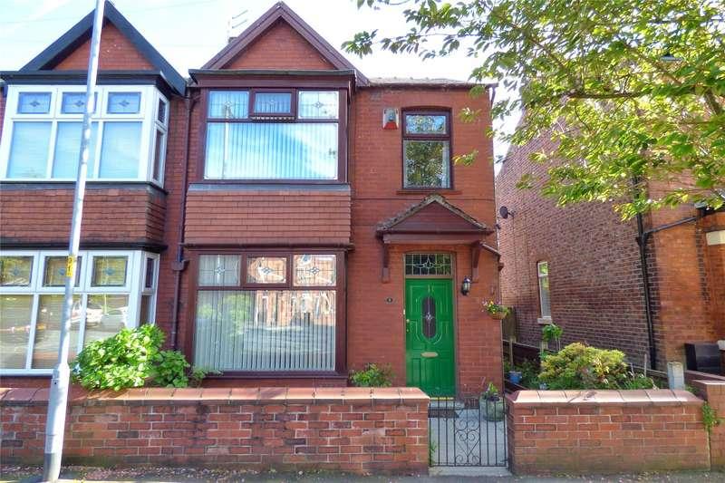 3 Bedrooms Semi Detached House for sale in Derbyshire Road, Clayton Bridge, Manchester, M40