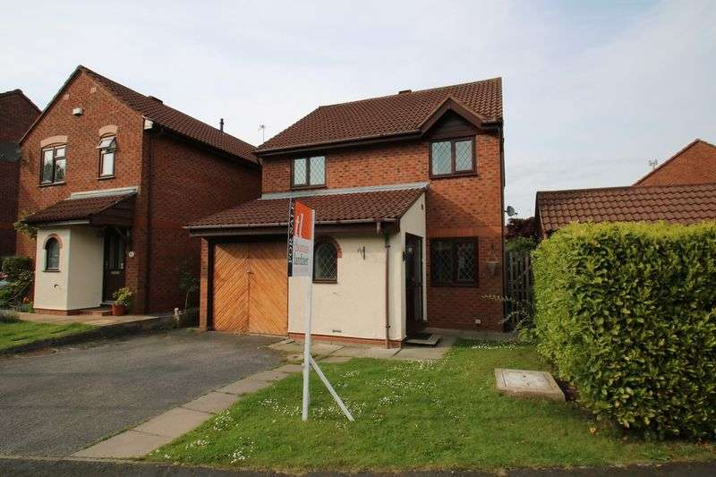 3 Bedrooms Property for sale in Drummond Way, Macclesfield
