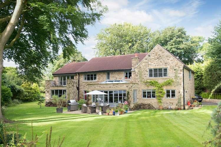6 Bedrooms Detached House for sale in Farnham, Knaresborough