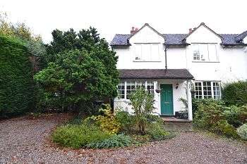 3 Bedrooms Semi Detached House for rent in Chelford Road, Knutsford, Cheshire, WA16 8LU