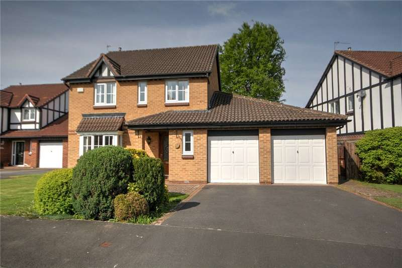 4 Bedrooms Detached House for sale in Dene Hall Drive, Bishop Auckland, County Durham, DL14