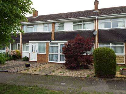 3 Bedrooms Terraced House for sale in Chillingham Green, Bedford, Bedfordshire