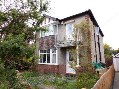 2 Bedrooms Detached House for sale in St. Catherines Drive, Old Colwyn, Colwyn Bay, Conwy, LL29