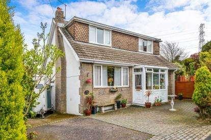 4 Bedrooms Detached House for sale in Forgewood Drive, Halton, Lancaster, Lancashire, LA2