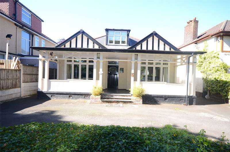 3 Bedrooms Detached Bungalow for sale in Aigburth Road, Aigburth, Liverpool, L19