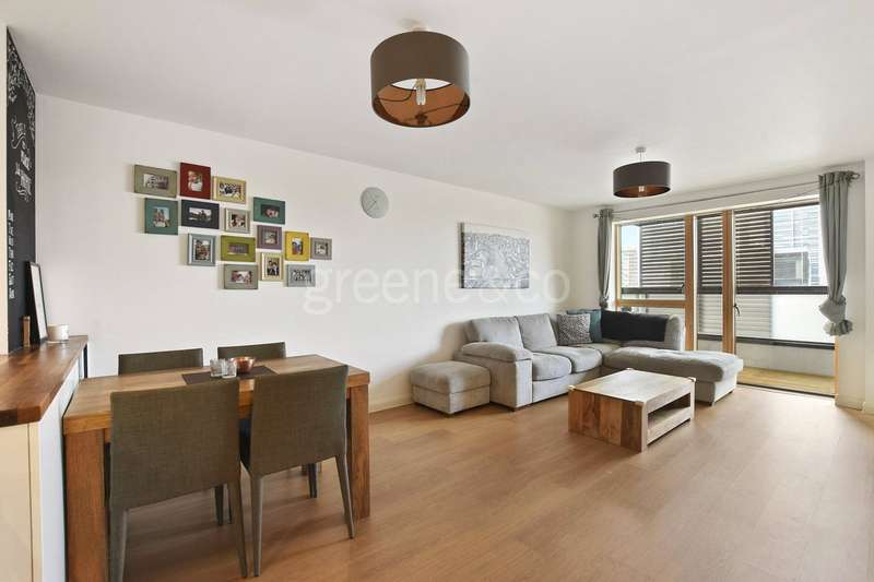 2 Bedrooms Flat for sale in Swift House, Albert Road, London, NW6