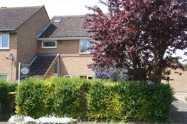 4 Bedrooms Terraced House for sale in Huntsmans Way, Milton Ernest