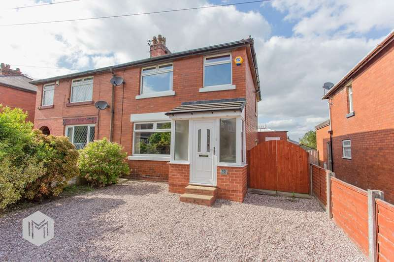 3 Bedrooms Semi Detached House for sale in Pansy Road, Farnworth, Bolton, BL4