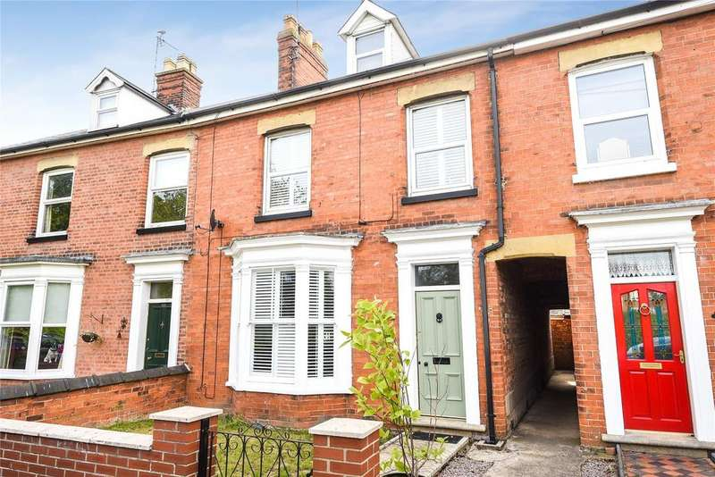 4 Bedrooms Terraced House for sale in St Thomas Road, Spalding, PE11