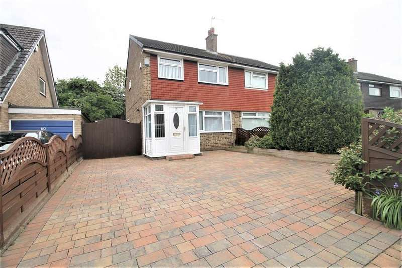 3 Bedrooms Semi Detached House for sale in Selwyn Drive, Stockton-On-Tees