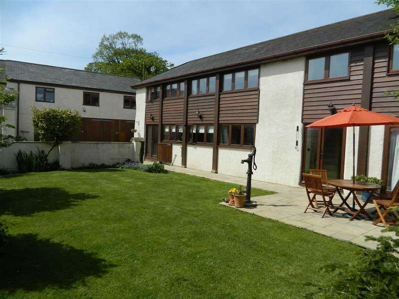4 Bedrooms Semi Detached House for sale in Pitton Barton, Cheriton Bishop, Exeter, Devon, EX6