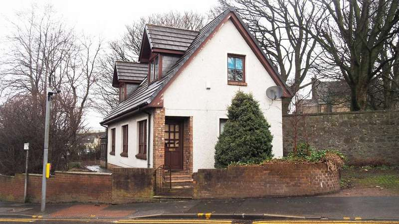 3 Bedrooms Detached House for sale in Townend Street, Dalry KA24