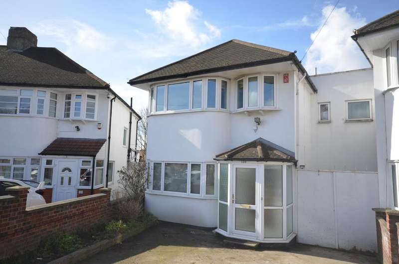 4 Bedrooms Detached House for sale in Woolacombe Road London SE3
