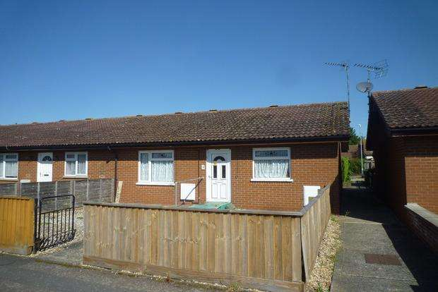 2 Bedrooms Bungalow for sale in Beatrice Road, Wisbech, PE13