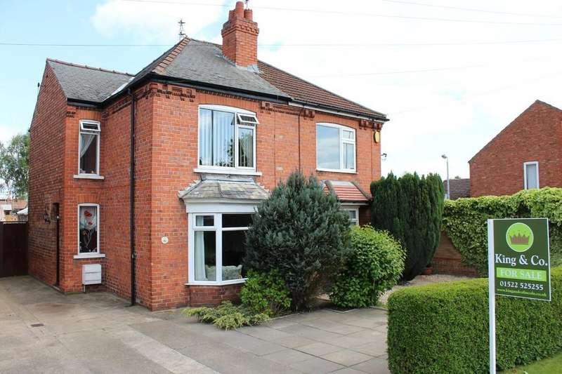 3 Bedrooms Semi Detached House for sale in Doddington Road , Lincoln