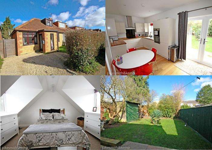 3 Bedrooms Semi Detached House for sale in Smithfield Road, MAIDENHEAD, SL6