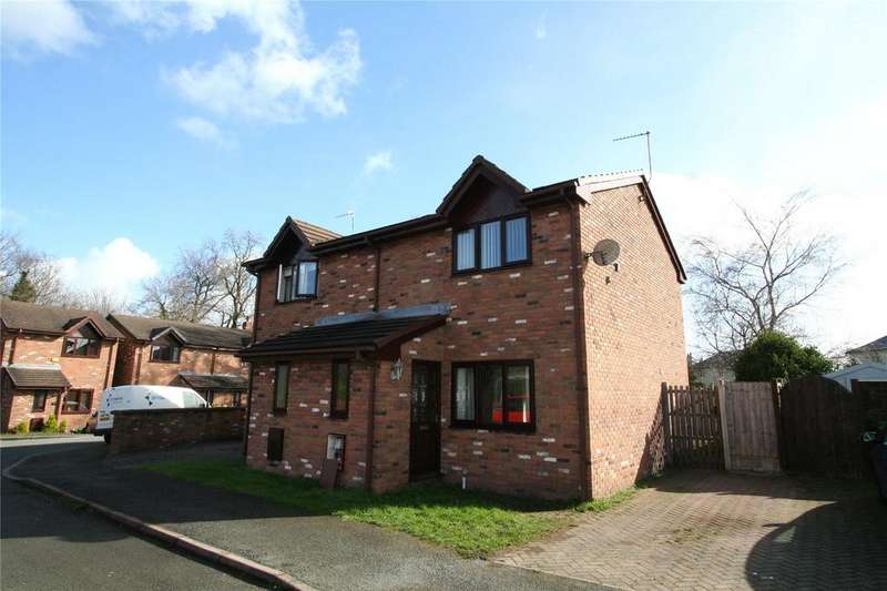 2 Bedrooms Semi Detached House for rent in St Martins Mews, Llay, Wrexham, LL12