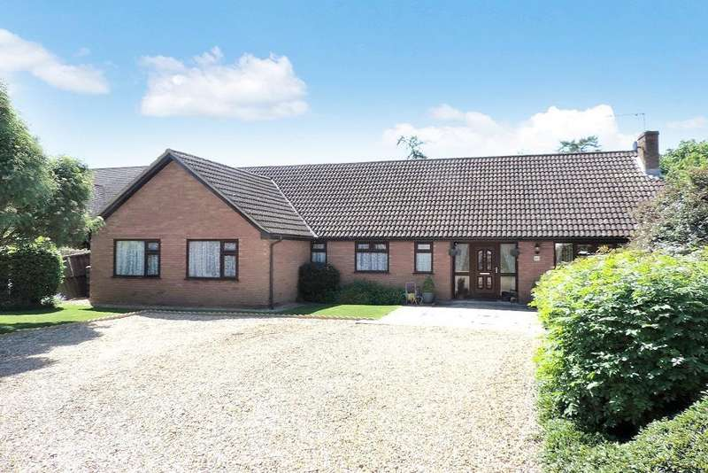 5 Bedrooms Detached Bungalow for sale in High Street, Sharnbrook