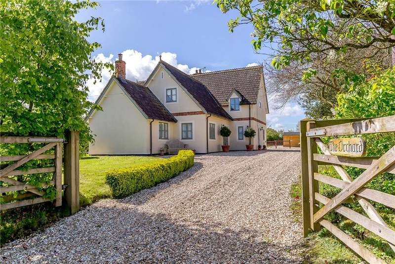5 Bedrooms Detached House for sale in Wood Street, Clyffe Pypard, Swindon, Wiltshire, SN4