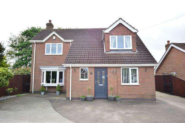 4 Bedrooms Detached House for sale in Stallingborough Road, Immingham