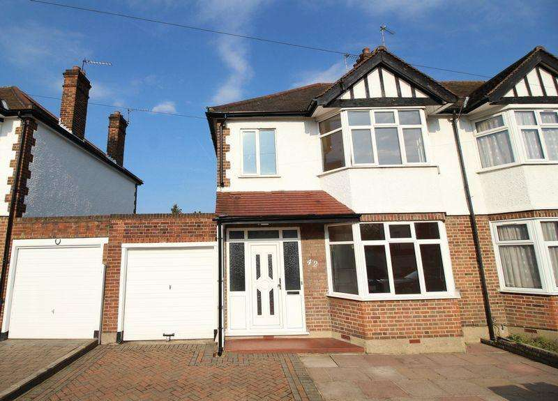 3 Bedrooms Semi Detached House for sale in Queens Avenue, Whetstone