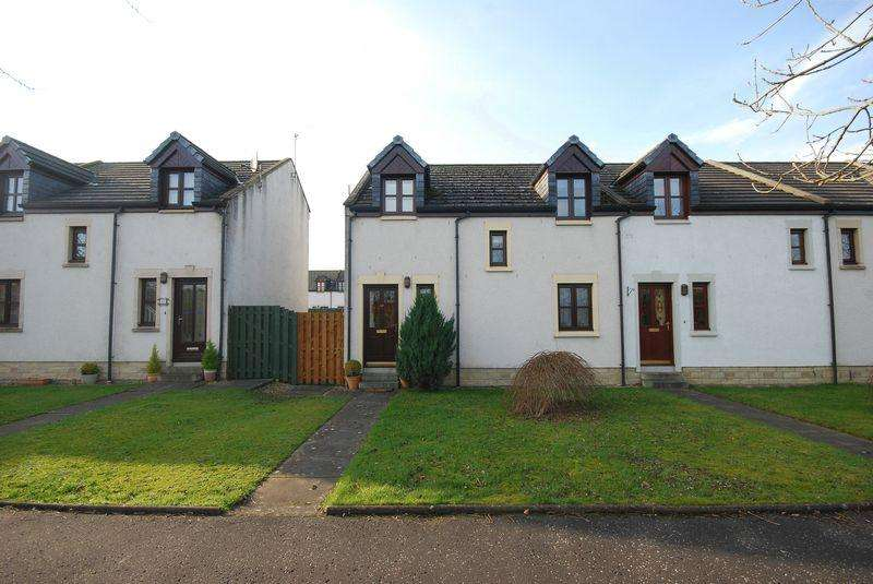 2 Bedrooms End Of Terrace House for sale in 43 Nursery Square, Minishant, KA19 8AJ