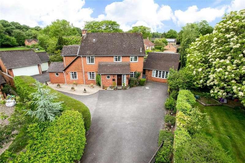 5 Bedrooms Detached House for sale in Glebelands Close, Prestwood, Great Missenden, Buckinghamshire, HP16