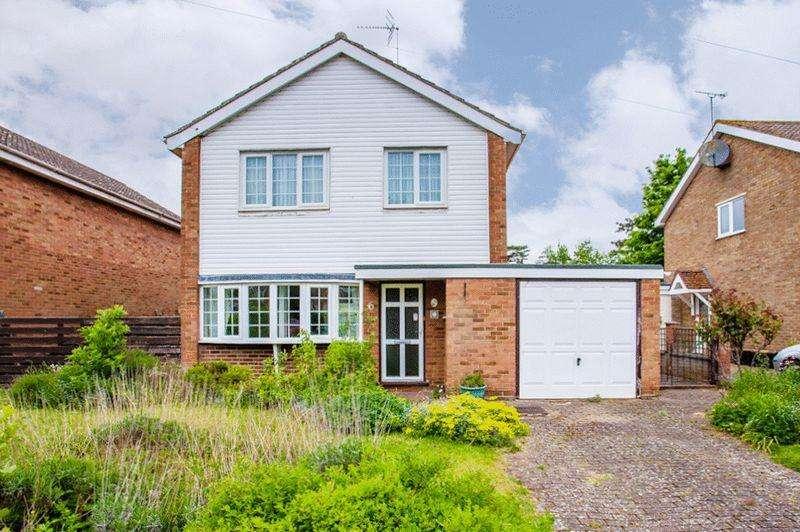 3 Bedrooms Detached House for sale in Manor Park, Maids Moreton