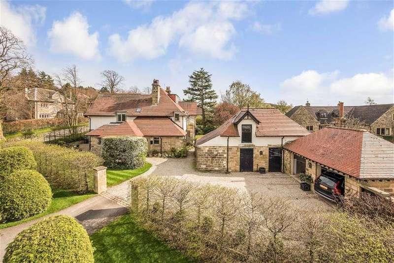 4 Bedrooms Property for sale in Drury Lane, Pannal, Harrogate, North Yorkshire