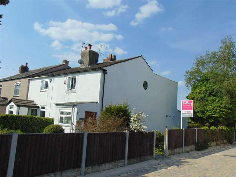 2 Bedrooms End Of Terrace House for sale in Churchview Close Cottage, 50 Lunts Heath Road, WIDNES