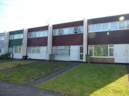 3 Bedrooms Terraced House for sale in Farmborough, Netherfield, Milton Keynes