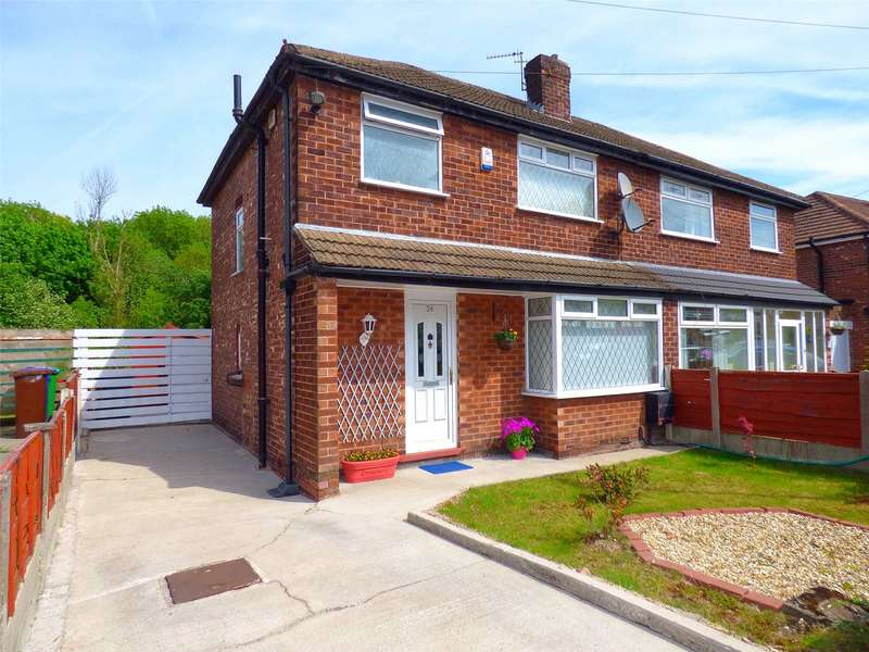 3 Bedrooms Semi Detached House for sale in Mariman Drive, Crumpsall, Manchester, M8