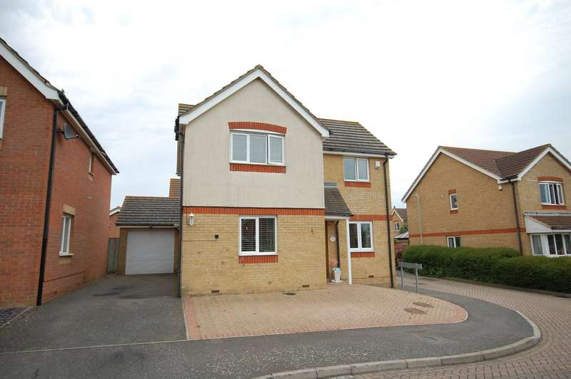 3 Bedrooms Detached House for sale in Warden Point Way, Whitstable