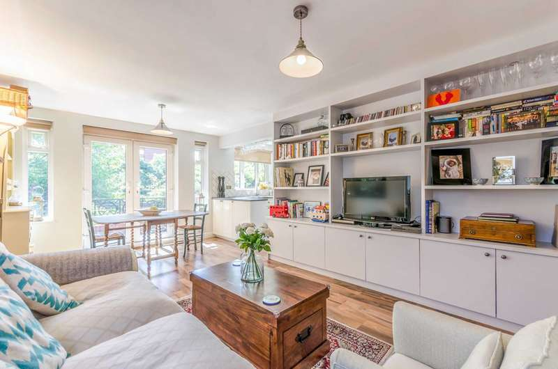 2 Bedrooms Flat for sale in Discovery Walk, Wapping, E1W
