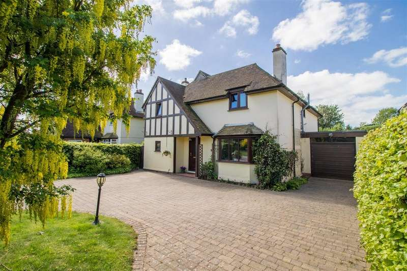 4 Bedrooms Detached House for sale in Wedon Way, Bygrave, Baldock