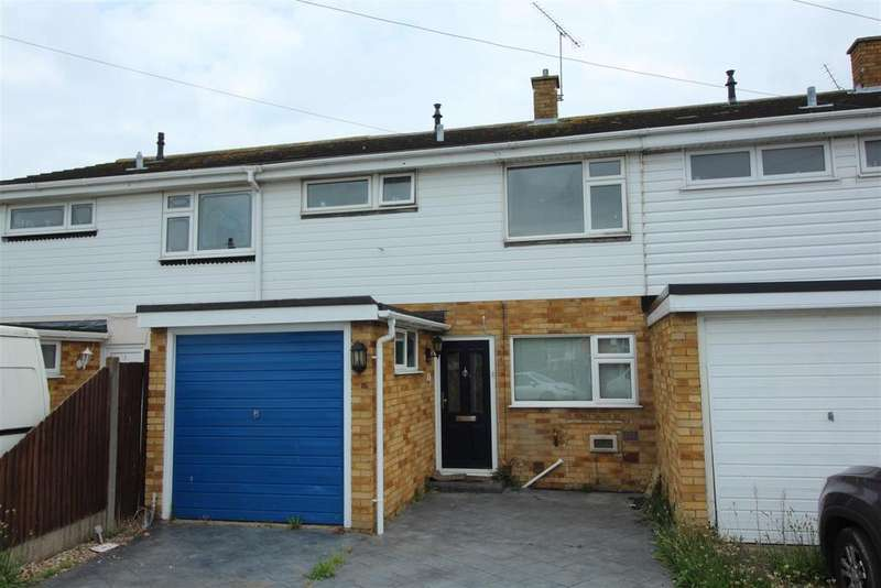 3 Bedrooms Terraced House for rent in Lincoln Way, Canvey Island